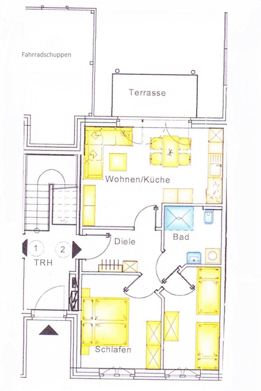Wohnung 26 - 2