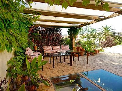 Charmantes Haus mit Pool und Garten in Palma
