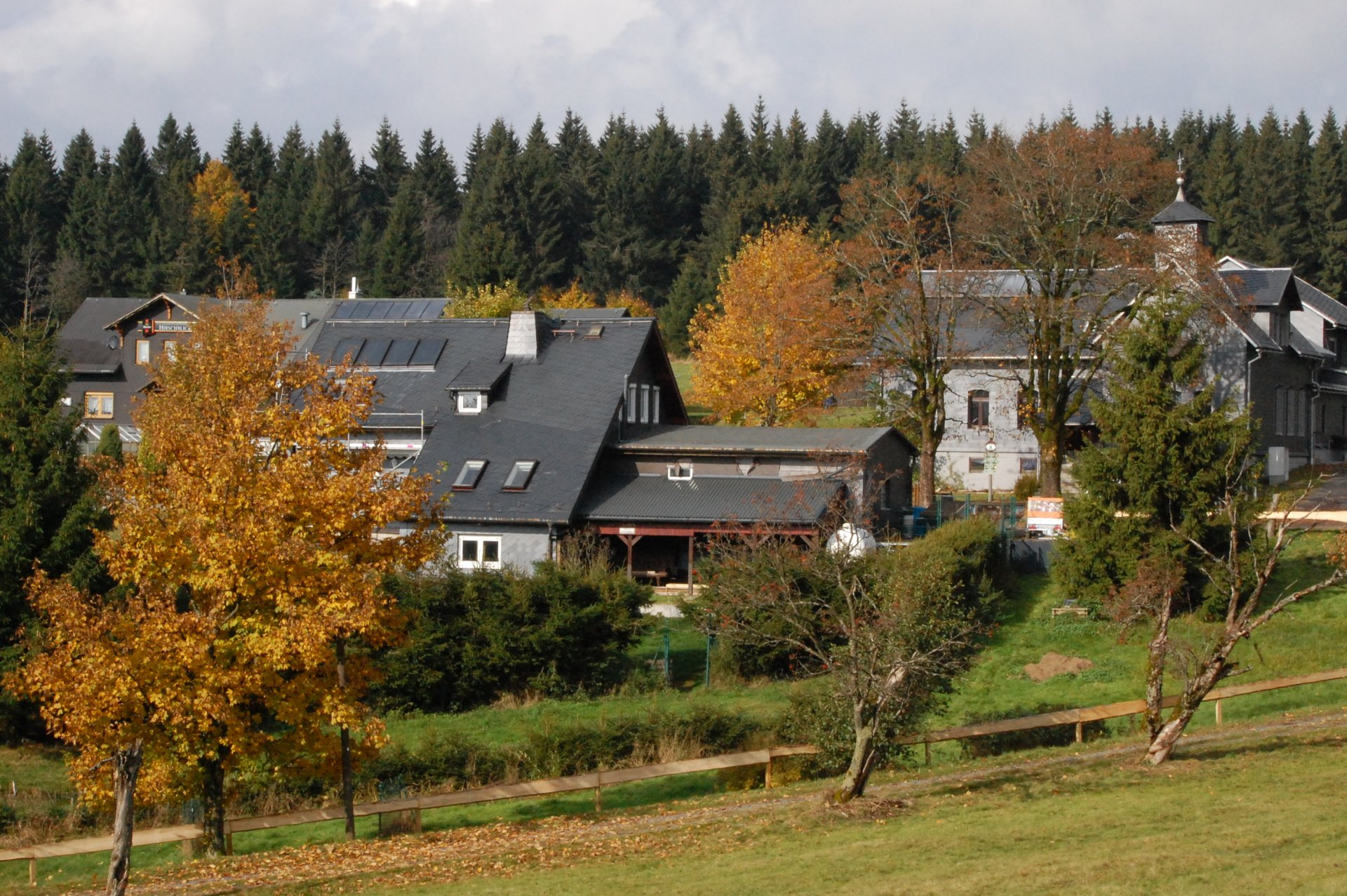 Ferienhaus Rennsteigidylle