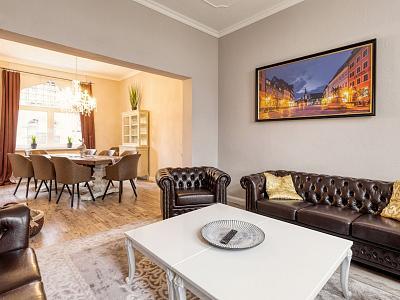 Villa an der Bode