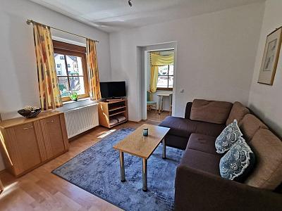 Ferienwohnung 2 Apartmenthaus Zum Grünbach 13