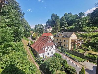 Ferienwohnung 5  Apartmenthaus Zum Grünbach 13