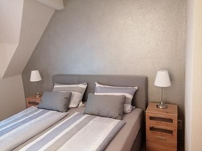Doppelzimmer mit Ausblick