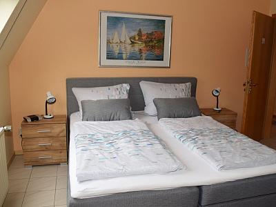 Doppelzimmer mit Weinbergsblick